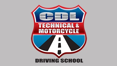CDL technocal & motorcycle driving school